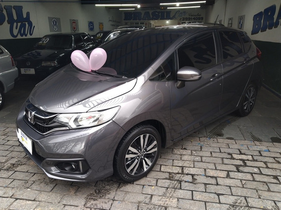 Honda Fit 1.5 Ex Aut 2019 Km 8 Mil Zero