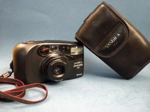 Câmera Yashica Zoomate 70
