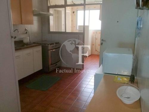 Apartamento Com 3 Dormitórios À Venda, 140 M² Por R$ 1.300.000,00 - Astúrias - Guarujá/sp - Ap8905