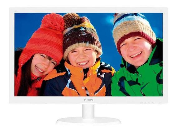 Monitor Philips 21.5 Led Wide - 223v5lhsw2