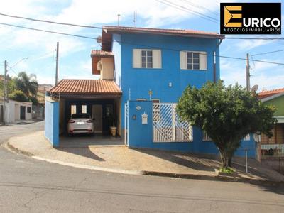 Casa À Venda No Bairro Lenheiro Em Valinhos Sp - Ca01409 - 33713295