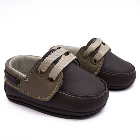 Sapato Social Masculino Infantil.