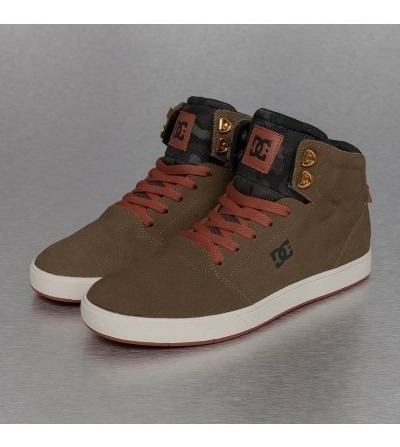 Zapatillas Botas Dc Crisis High Para Bmx (originales!!)