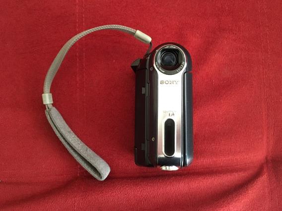 Filmadora Sony Handcam Dcr Pc55 Mini Fita Com Defeito