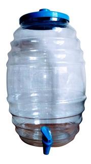 Vitrolero De Plástico Con Llave 20 Litros Envió Incluido