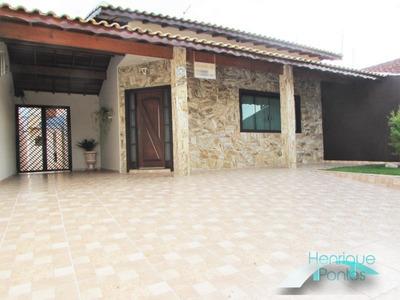 Piscina - Casa 3 Dormitórios No Cidade Nova Peruíbe - Peruíbe - Ca00327 - 4572398