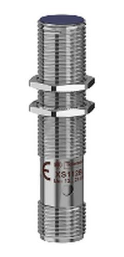 Sensor Indutivo Cc D12 Pnp 2mm; Telemecanique; Xs112blpam12