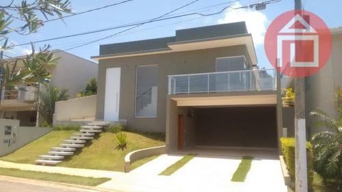 Imagem 1 de 14 de Casa À Venda, 196 M² Por R$ 930.000,00 - Residencial Floresta São Vicente - Bragança Paulista/sp - Ca2518