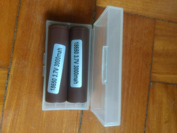 Bateria LG Hg2 18650 Chocolate 3000mah Vape Original