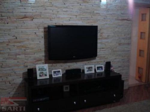 1 Suite Com Closet, Cozinha Planejada, 3 Vagas De Garagem - St2464