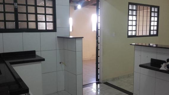 Casa Em Ipanema, Araçatuba/sp De 110m² 2 Quartos Para Locação R$ 1.100,00/mes - Ca261860