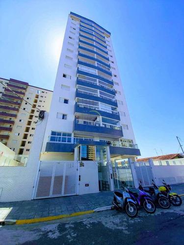 Apartamento Com 2 Dorms, Tupi, Praia Grande - R$ 280 Mil, Cod: 3095 - V3095