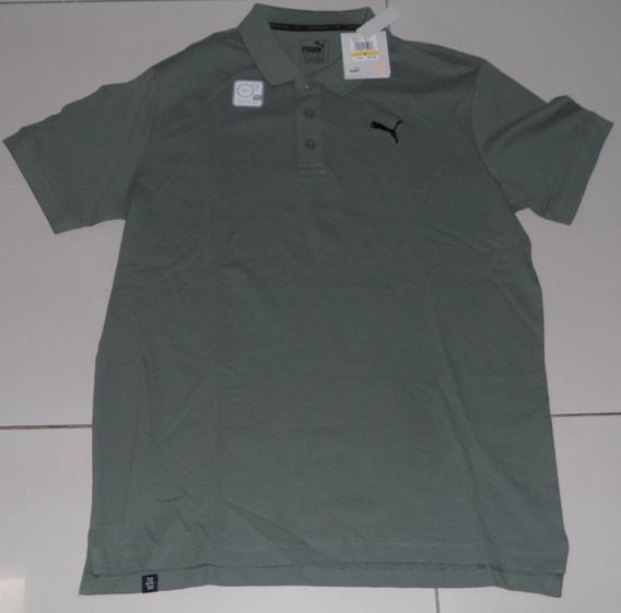 Camisa Polo Puma Hombre Caballero Pique Golf Camiseta Pique