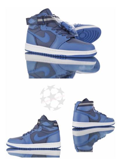 Air Jordan 1 High Strap French Blue