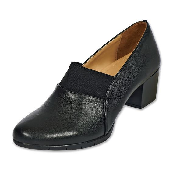 Zapatos De Tacón Color Negro Para Dama Del 23 Al 26. 032d49