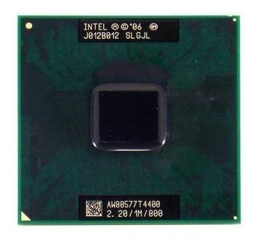 Processador Intel Pentium Dual Core T4400