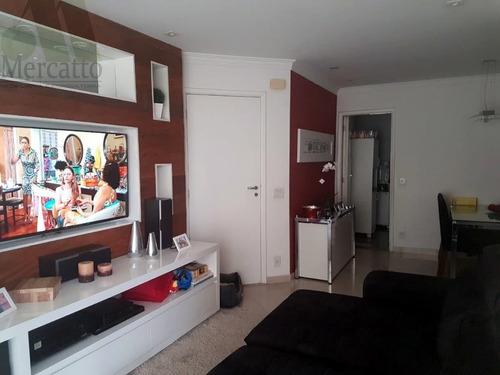 Apartamento Para Venda, 3 Dormitório(s), 80.0m² - 2513