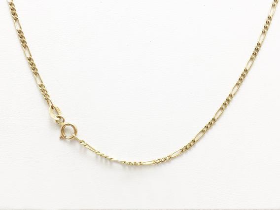 Cadena Oro 10k Estilo Cartier 56cm