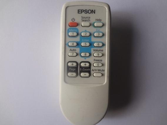 Control Epson De Video Beam (sin Tapa)