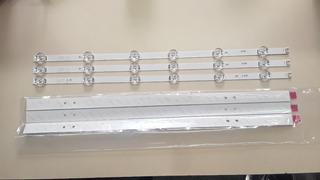 Kit 3 Barras De Led Lg De 32¨ Agf78400001