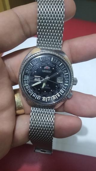 Relógio Automático Orient Wd E Kd