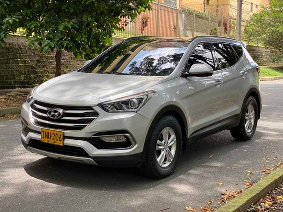 Hyundai Santa Fe Full 4x4 A/t Dsl