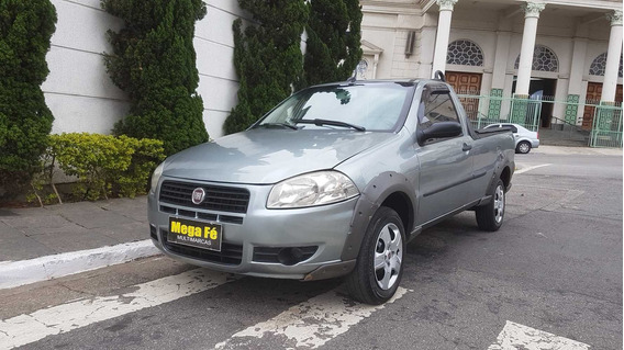 Fiat Strada Working 1.4 Flex 2010 Completa