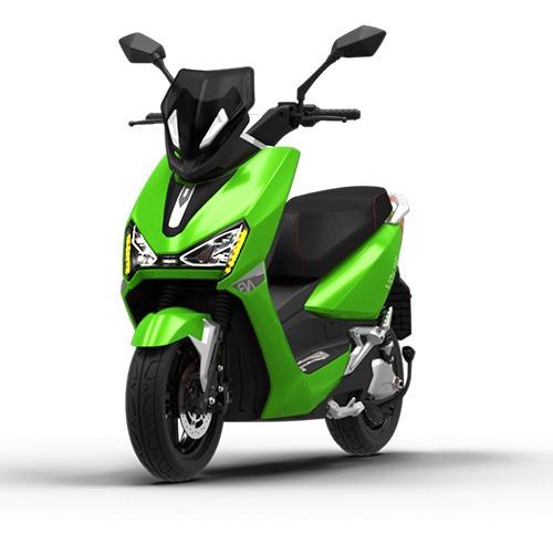 Scooter Moto Elétrica Voltz Ev1 Verde - Uma Bateria