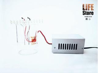 Kit Para Elaborar Plata Coloidal | Generador 500 Maah