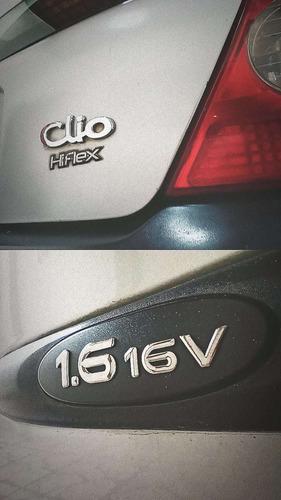 Renault Clio 2005 1.6 16v Expression 5p