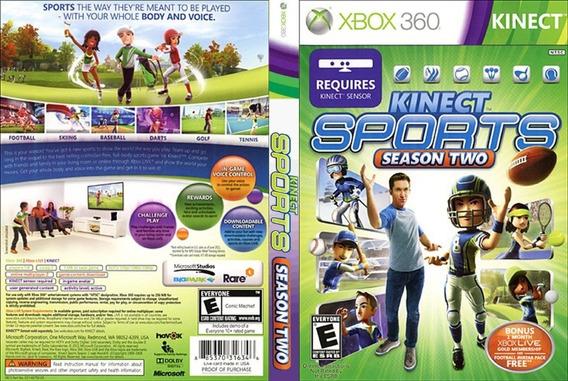 Kinect Sports Season Two 2 - Original Para Xbox 360