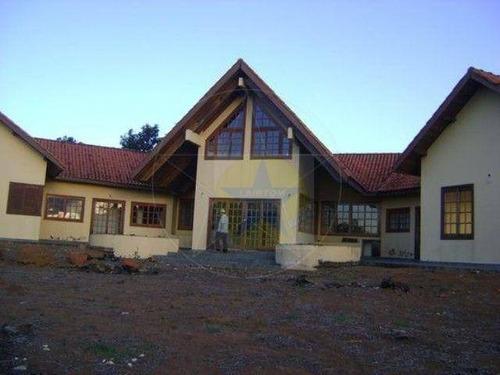 Chácara Residencial À Venda, Ponte Alta, Atibaia - Ch0530. - Ch0530