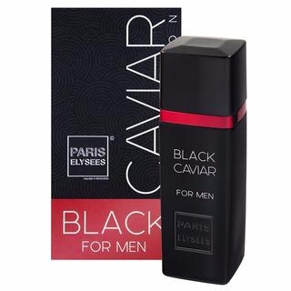 Black E Mister Caviar Masculino - Edt 100 Ml - Paris Elysees