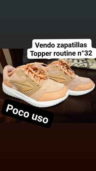 Zapatillas Topper Nena