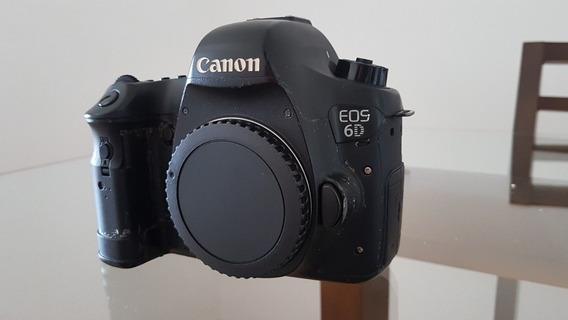 Canon 6d ***leia A Descrição***