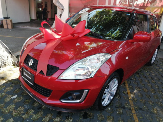 Suzuki Swift 1.4 Glx At 2016 Somos Agencia