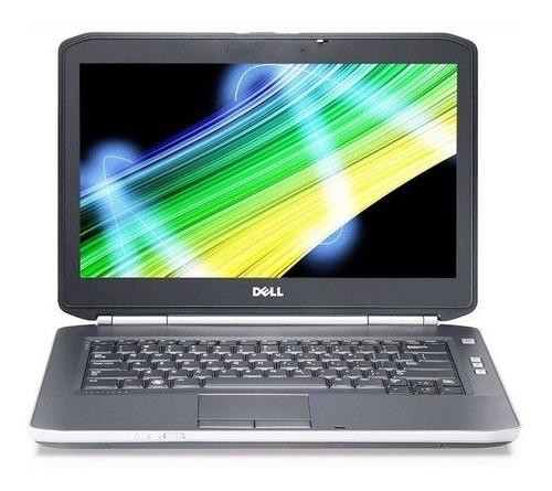 Notebook Dell Latitude E5420 I3 4gb 250gb 14  Dvdrw