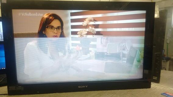 Tv Sony Kdl 32bx305 Tela Quebrada
