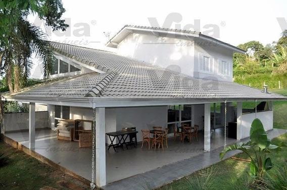 Casa Chácara Para Venda, 5 Dormitório(s), 460.0m² - 36702