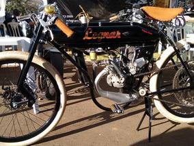Board Track Legnar Indian, Bicicleta Motorizada, Decoração