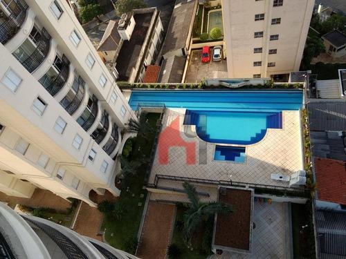 Apartamento À Venda, 70 M² Por R$ 600.000,00 - Ipiranga - São Paulo/sp - Ap0462