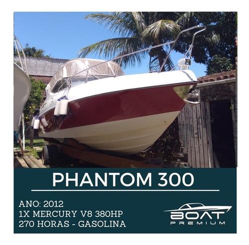 Phantom 300, 2012, 1x Mercury V8 390hp