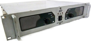 Potencia Amplificador Peavey Pvi 2500 950w + 950w 2 Ohms