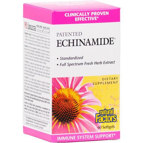 Los Factores Naturales - Echinamide, Apoyo Inmunológico Sist