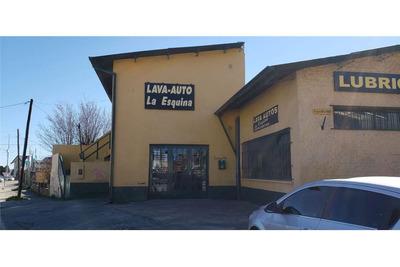 Alquiler De Local Y Galpón En Zona Comercial
