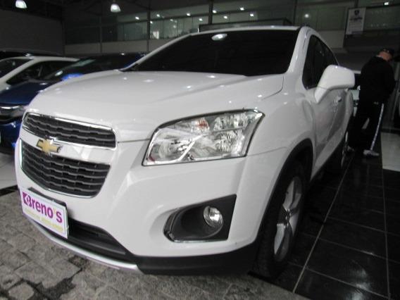 Chevrolet Tracker Ltz 1.8 16v Ecotec (flex) (aut) Flex Aut