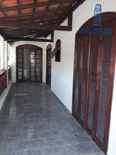 Casa Com 1 Dormitório Para Alugar, 50 M² Por R$ 900,00/mês - Jardim Primavera - Paulínia/sp - Ca2496