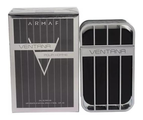 Perfume Armaf Ventana For Men 100 Ml Edp Original - Lacrado