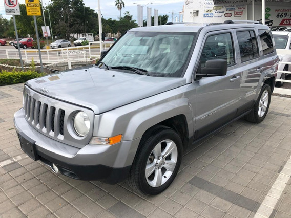 Jeep Patriot Limited 2015