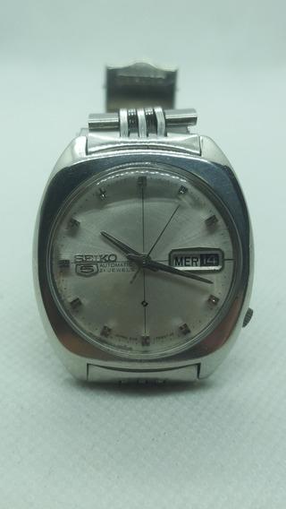 Relógio Seiko 5 Automático Ref: 10